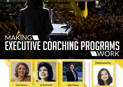 Making Executive Coaching Programs Work - 10 May 2018