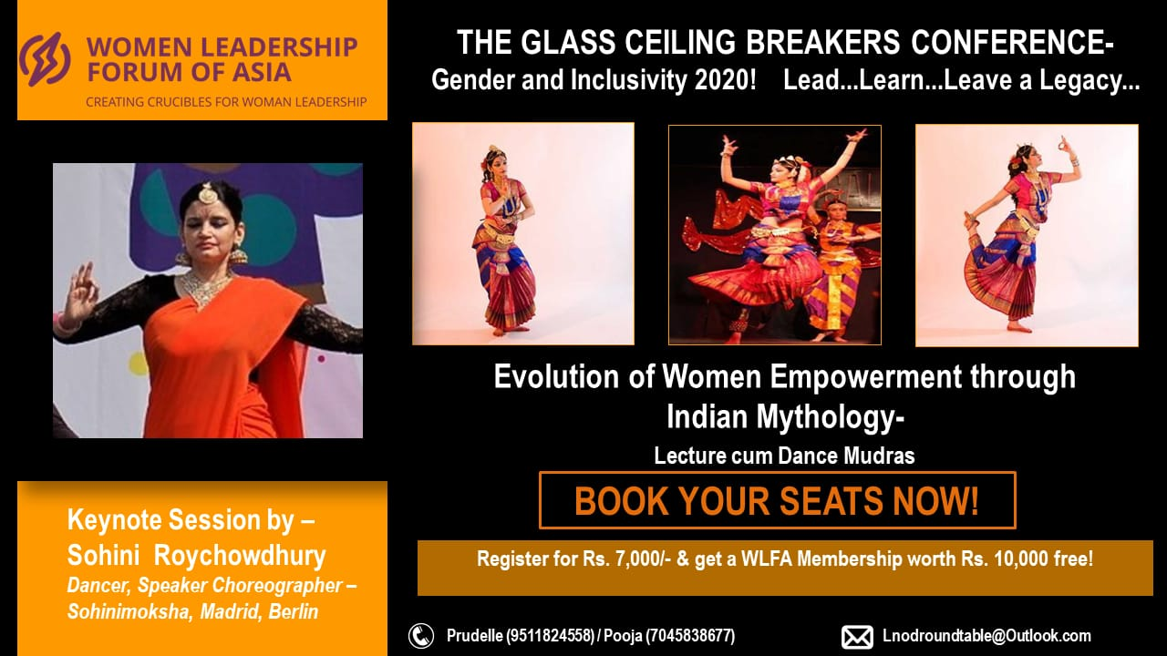 Evolution of Women Empowerment through Indian Mythology-Lecture cum Dance Mudras